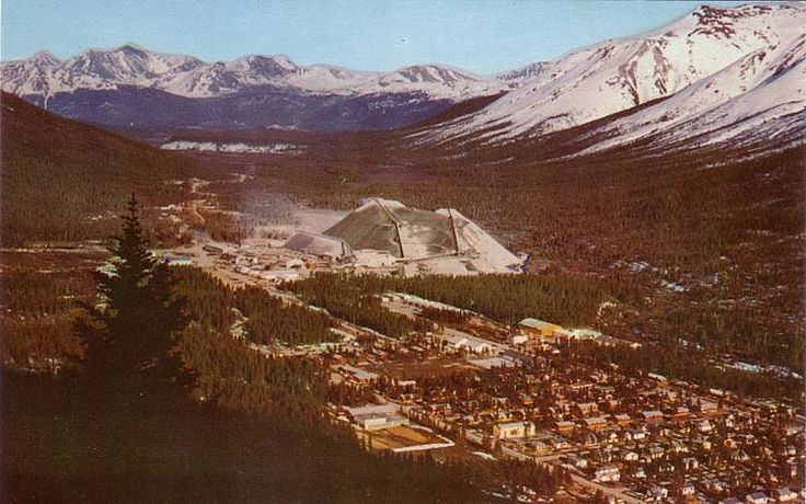 pics of cassiar british columbia   Cassiar was an isolated mining town in northern British Columbia, and ...