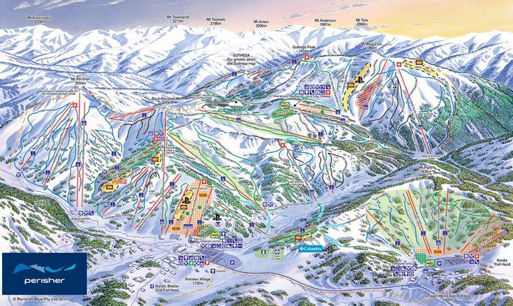Skiing in Australia   Perisher Ski Resort Guide   The Ski Store