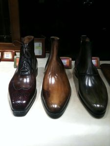 Berlutti shoes :)
