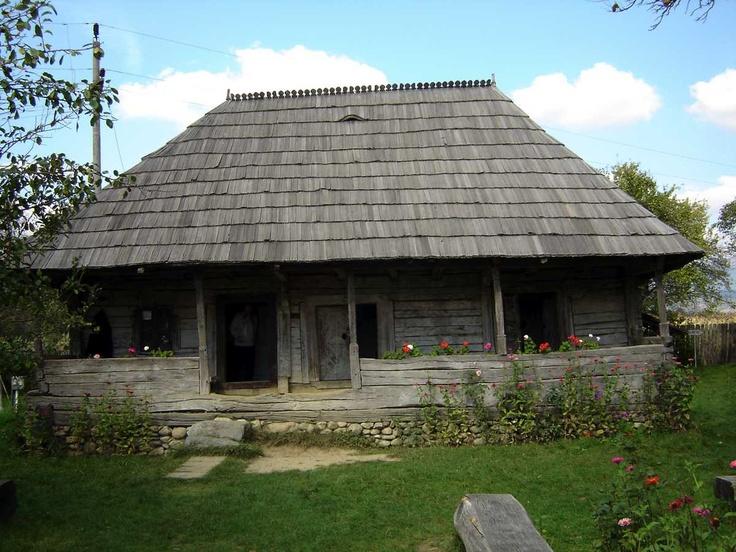 Views of Brâncuși's house.