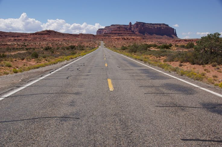 Love this view.... U.S. highway 163, north of Mexican Hat