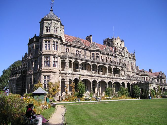 Rashtrapati Niwas, Shimla : #Rashtrapati Niwas is also alternatively referred to as the Viceregal Lodge. It is located in the Observatory Hills of #Shimla in #Himachal_Pradesh. This was where the British Viceroy of India resided. Henry Ivon designed the Viceregal Lodge. It was built in Jacobethan style. #travel #destination #attraction