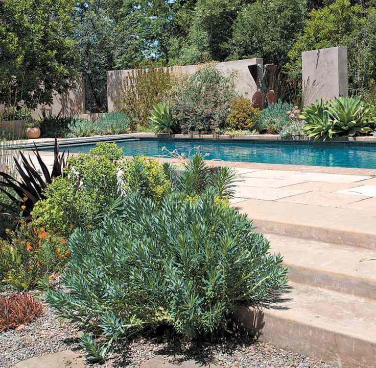 Die besten 25+ Kiesbeet anlegen Ideen auf Pinterest Steingarten - moderner vorgarten mit kies