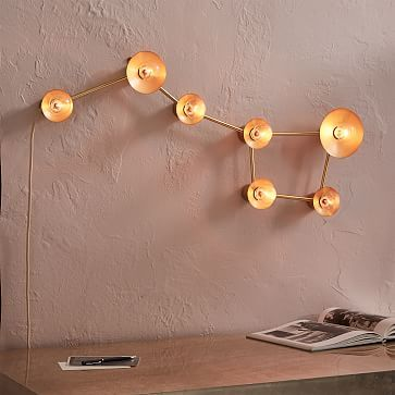 $200 Rosie Li Constellation Sconce - 7-Light #westelm