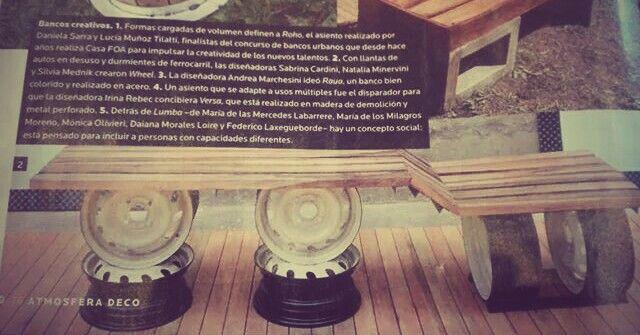 Banco wheel