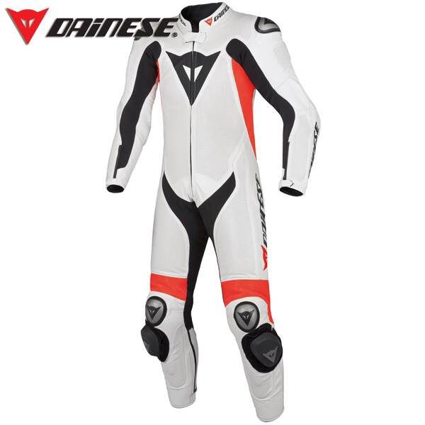 Dainese Motorcycle leather suit (DS-1003). Available Now at €540. Sizes Available. Delivery time: 10-15 working Days. Paypal accepted. Free Delivery Worldwide Delivering Safety Worldwide..  Email: motorgarments@gmail.com
