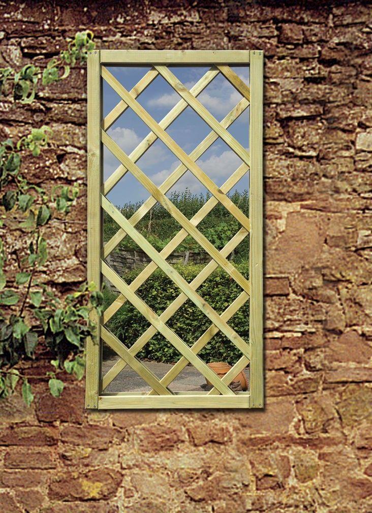 17 best images about tr on pinterest villas plywood for Wood lattice trellis