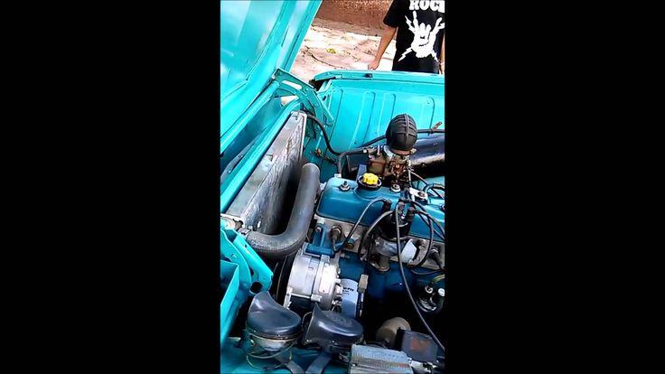 Corcel de 2 motores