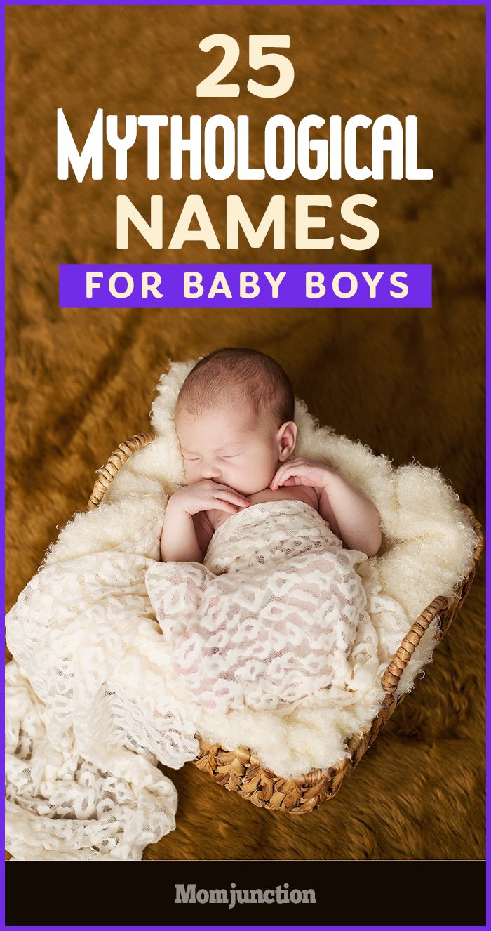 25 #Mythological Baby #Boy #Names For You To Choose : Are you inspired by goddess, gods from the ancient mythologies and want to select one beautiful name for your baby? Here are 25 mythological baby boy names.