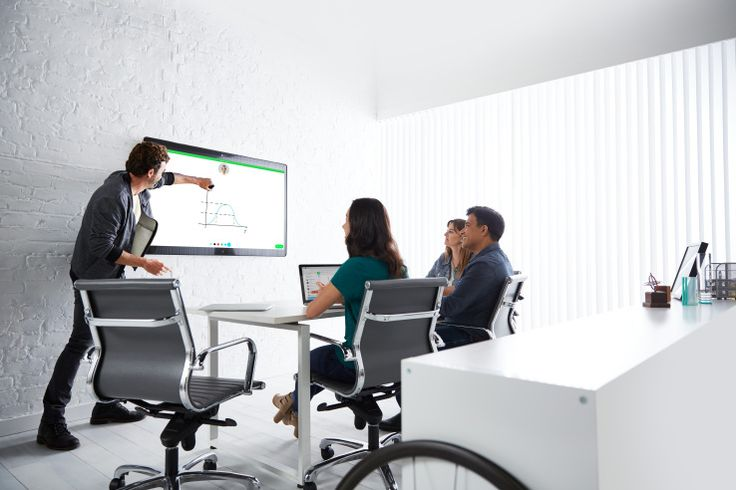 Cisco debuts its own smart whiteboard priced to compete with the Google Jamboard