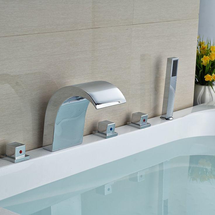 405 best Bathroom Fixtures images on Pinterest   Bathroom ...
