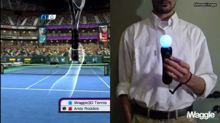 awesome iWatch | Virtua Tennis four vs Top Spin four PlayStation Shift Assessment