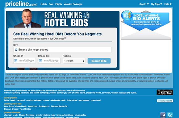 How to Beat Hotel Bidding Sites in Nine Steps