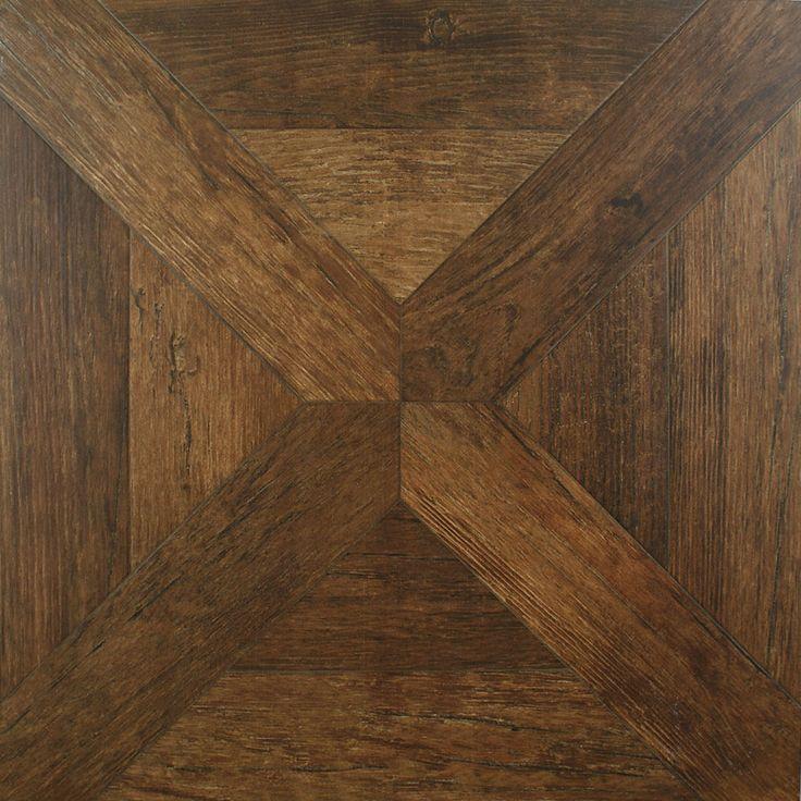 Impressive Ceramic Wood Tile Flooring