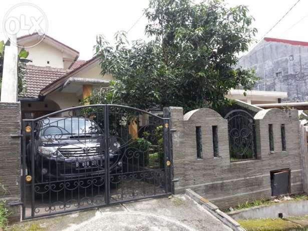 Jual Cepat Rumah Asri,Minimalis dan Aman di SETIABUDI REGENCY Bandung