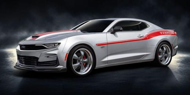 The 2020 Yenko Sc Camaro Is A 1000 Hp Tire Shredder That Costs