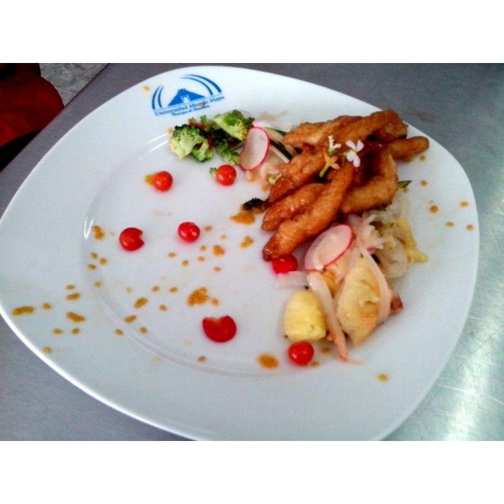Pollo Mandarin