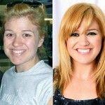 30 schockierende Bilder von Prominenten ohne Make-up