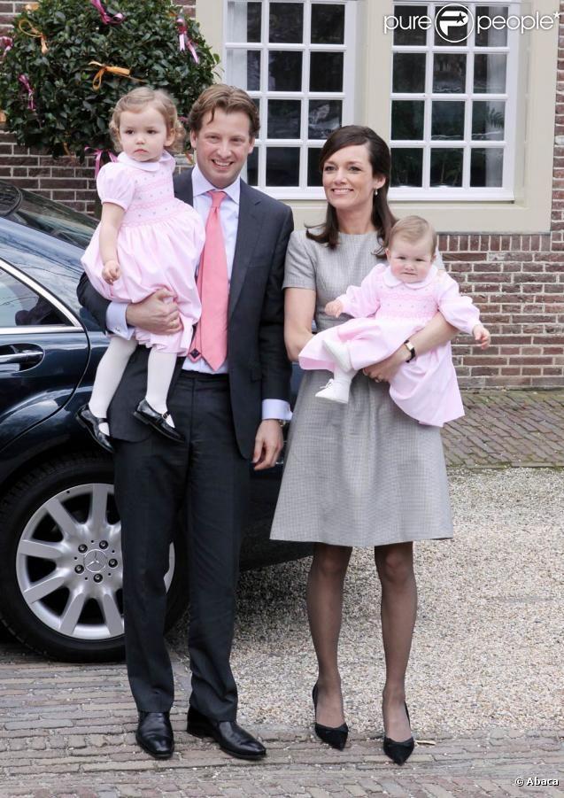 La famille royale des Pays-Bas