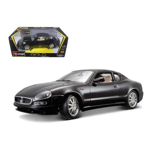 Maserati 3200 GT Coupe Black 1/18 Diecast Model Car by Bburago