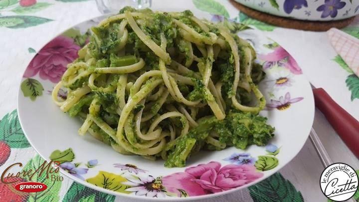 Se dici cime di rapa, dici Puglia.Se dici Cuore Mio Bio, dici star bene.Ecco un piatto che unisce entrambi :)http://bit.ly/2rTxceU