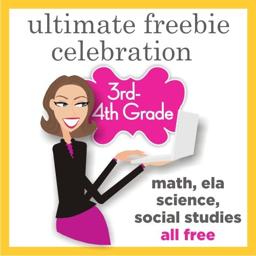"""""""This is the teacher fun location for 3rd grade and fourth grade teachers. We know you'll find a free download (or perhaps even more like a hundred) that is just right for you that teach third grade and fourth grade"""" - Free Download (380+)"""