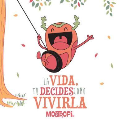 La vida, tu decides como vivirla. #mostropi #quote #draw #monster #illustration #ilustración #dibujo