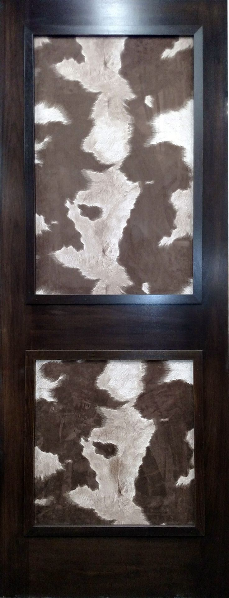 52 best badger interior doors millwork images on pinterest this two panel brown cowhide interior door blends modern styling with a rugged aesthetic customized planetlyrics