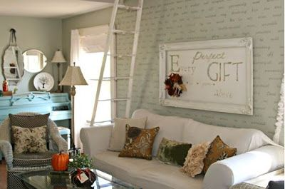 """"""" The Shabby Creek Cottage """" - Farmhouse & Cottage DIY & Design Blog: Day 21: what's the purpose?"""