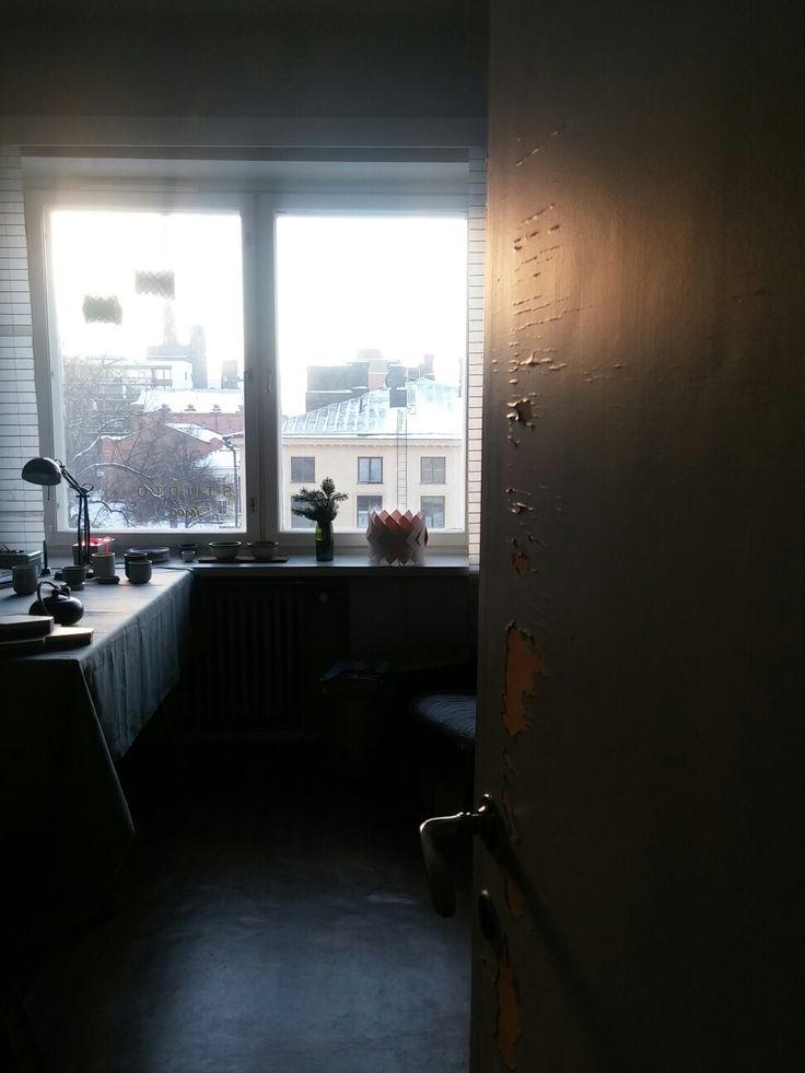 Peek to my studio