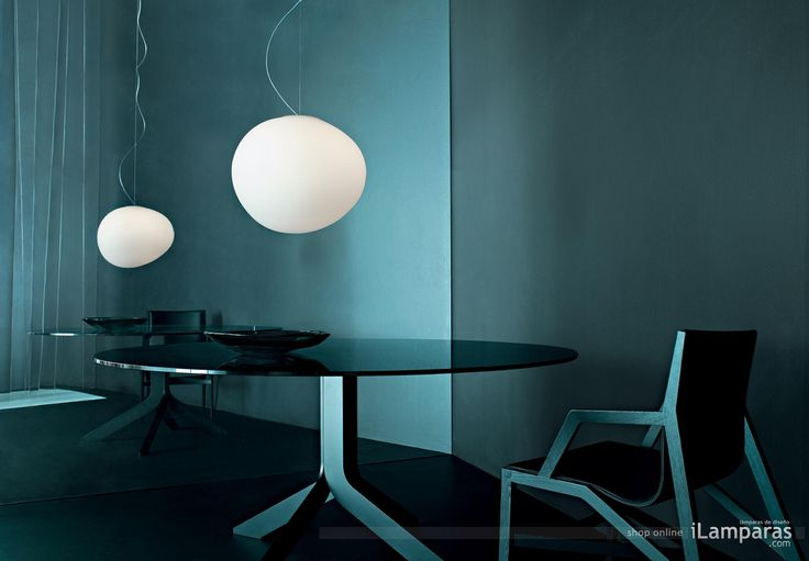 GREGG lámpara,  diseño Ludovica y  Roberto Palomba