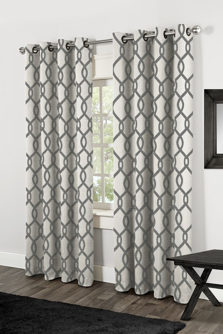 Amalgamated Textiles USA Kochi Curtain Panels & Reviews | Wayfair