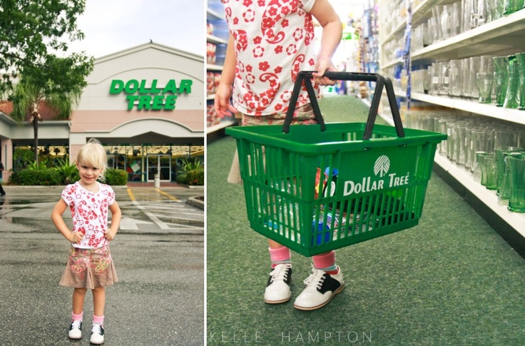 dad's birthday from kids - go to dollar tree and let them pick out gifts - no rules, no interventions, nothing. just purely see whatever they pick out for their dad.