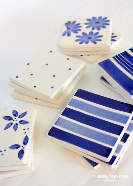 Best 25 tile coasters ideas on pinterest homemade for Drink coaster ideas