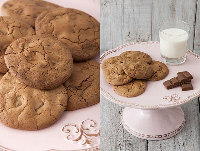 Gyalázatosan jó csokis keksz! | NOSALTY – receptek képekkel