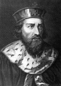 Alfred the Great (courtesy of Corbis-Bettmann)