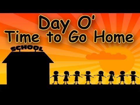 Goodbye Song for Children - Children's Goodbye Song - by The Learning Station - YouTube