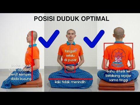 Asyik Bervipassana #02 - Meditasi Duduk | Y.M. Bhikkhu Gunasiri
