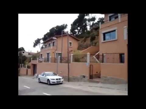 Строительство таунхаусов. Недвижимость в Испании. Горная местность.