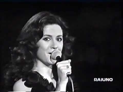 Gigliola Cinquetti: LA SPAGNOLA Canzonissima 1973 ( HQ original ) - YouTube