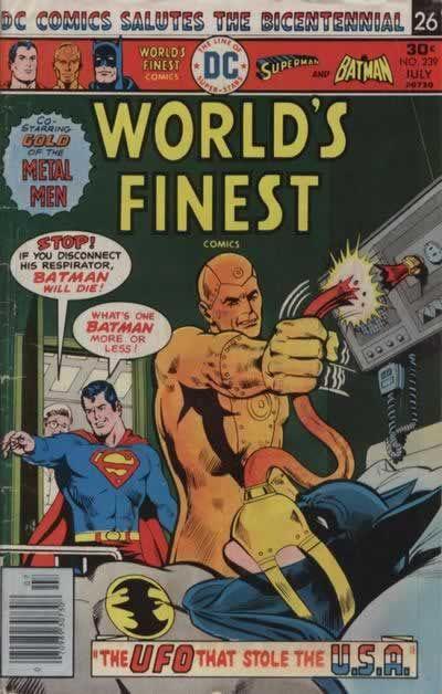Superman Kills Batman.