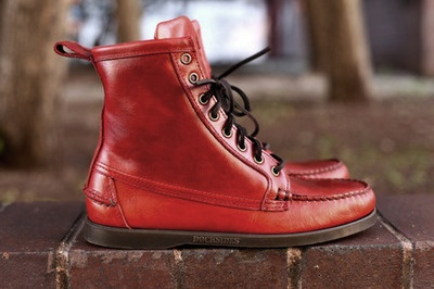 street etiquette x sebago, great color, I am not sure if I am in love with that loafer shape.