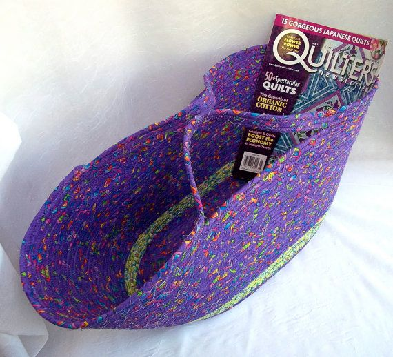 Handmade Purple Easter Tote FOR SALE $50..... by WexfordTreasures