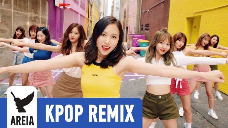 TWICE - Likey   Areia Kpop Remix #297 - YouTube
