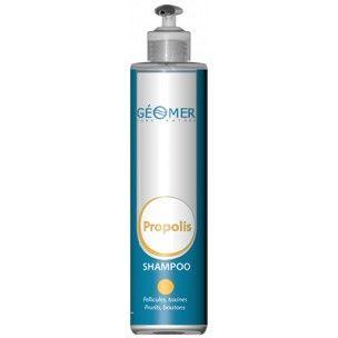 Shampoing Propolis pour les états pelliculaires, eczéma, prurits, boutons, psoriasis, croûte de lait...