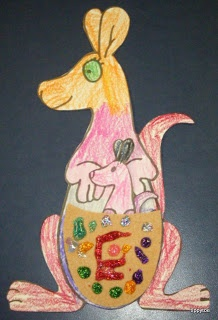 Tippytoe Crafts: Kangaroos