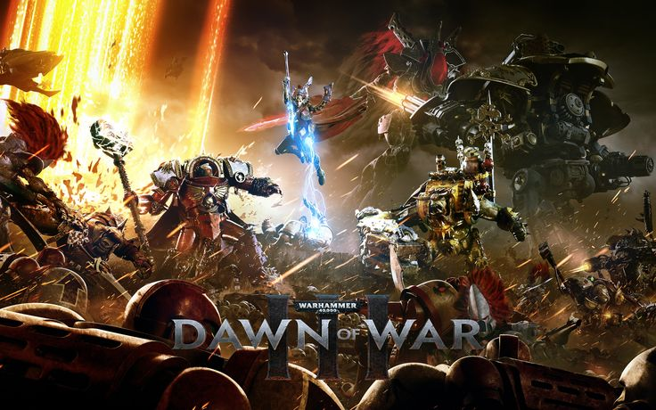 Warhammer 40000 Dawn of War III Into The Battle 4K - This HD Warhammer 40000 Dawn of War… wallpaper is based on Warhammer 40,000: Freeblade Game. It released on N/A and starring Kenny Blyth, John Guilor, Dan C. Parkes. The storyline of this Action Game is about:    We hope you like Warhammer 40000 Dawn of War… wallpaper, and if you... - http://muviwallpapers.com/warhammer-40000-dawn-war-iii-battle-4k.html #40000, #Dawn, #War, #Warhammer #Games