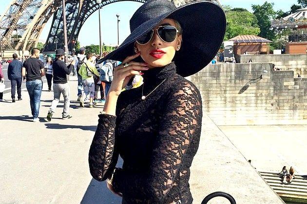 Intip 18 Gaya Fashionable Seksi Dari Model Eksentrik Kimmy Jayanti
