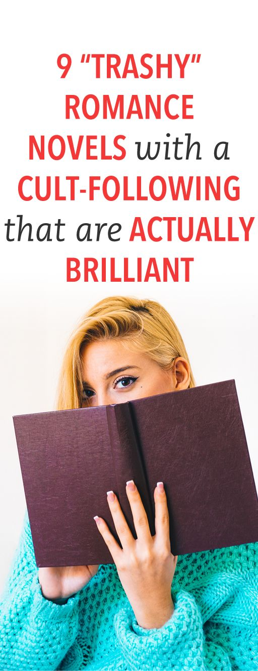 """9 """"trashy"""" romance novels with a cult-following that are actually brilliant"""