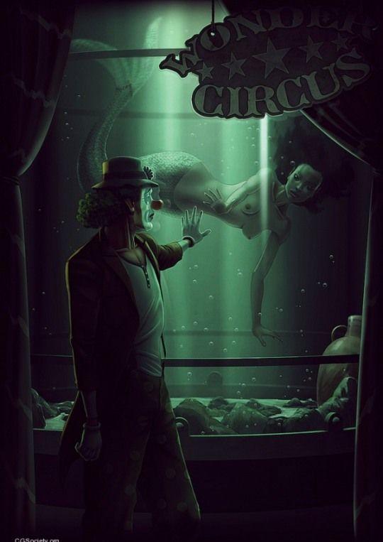 Awesome Concept Art by Corrado Ficarelli